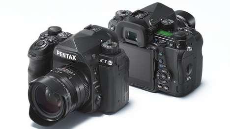 Dust-Proof DSLR Cameras