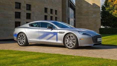 Electrifying Sports Sedans
