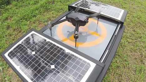 Autonomous Drone Platforms