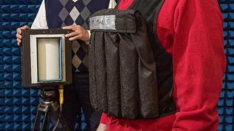 Portable Bomb Detectors