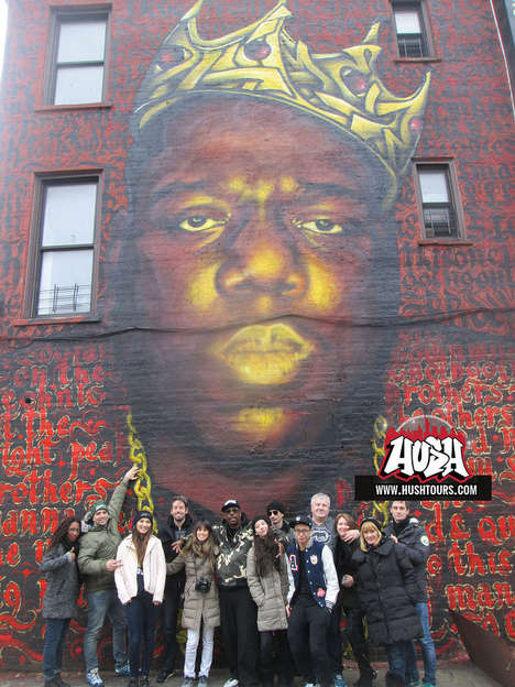 Historical Hip Hop Tours - The 'Birthplace of Hip Hop Tour' Celebrates Black History Month