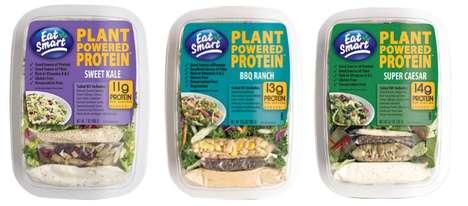 Plant-Based Protein Snacks