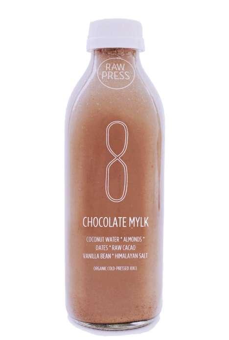 Dairy-Free Chocolate Shakes