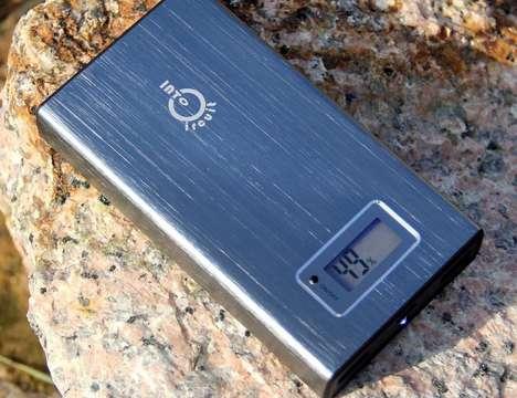 Device-Sensing Smart Batteries