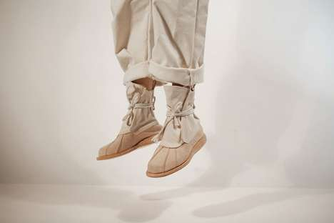 Jedi-Inspired Boots