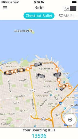 Transformative Ridesharing Apps