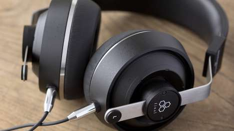 Dynamic Audiophile Headphones - Sonorous' New Quality Headphones Offer Top-Notch Performance