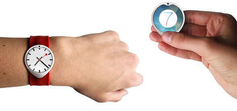 Device-Controlling Watch Concepts