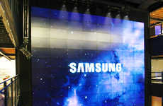 Product-Free Megastores - The New Samsung Flagship Store Will Not Sell Any Samsung Products