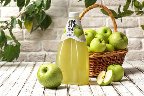 Biomimicry Juice Packaging