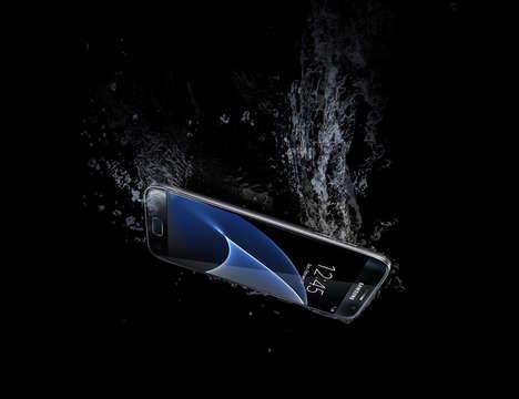 Speedy Waterproof Smartphones