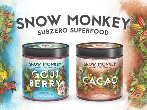Frozen Superfood Desserts