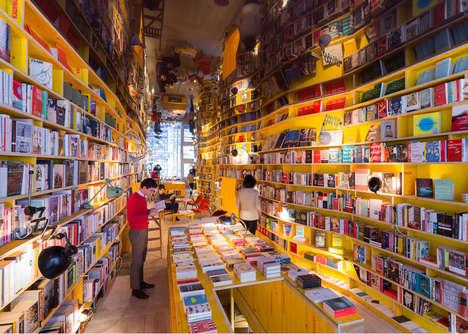 Anti-Tech Bookstores