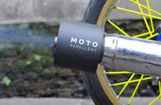 Mosquito-Repelling Motorcycle Gadgets