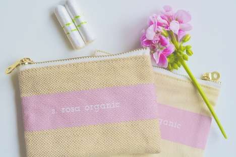 Organic Tampon Subscription Services