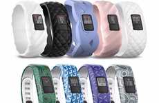 Svelte Activity Trackers - The Garmin Vivofit 3 Coaches You Towards Your Fitness Goals