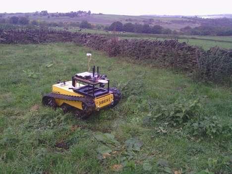 Autonomous Weeding Robots