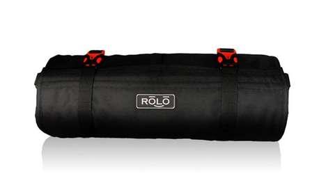 Rollable Shoulder Bags