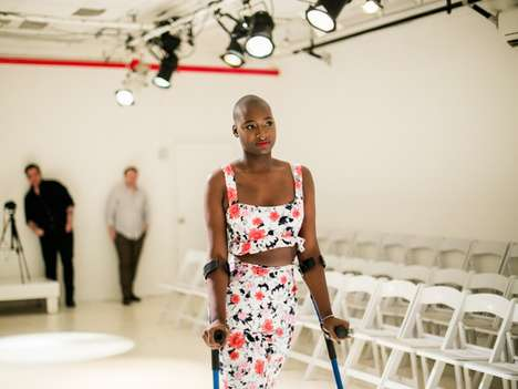 Inclusive Runway Shows - The SmartGlamour Spring 2016 Show Featured Models of All Shapes and Sizes