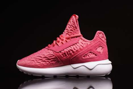 Frighteningly Textured Trainers