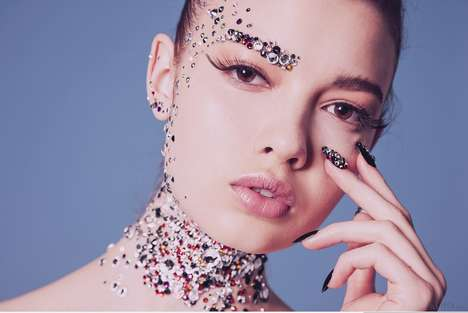 Embellished Beauty Editorials