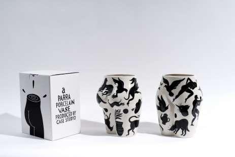 Anatomical Flower Vases