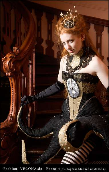 Octopus Couture