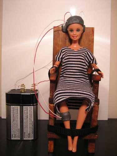 Barbie Torturetography