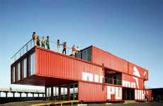Traveling Shipping Container Stores - Puma City Might Come to Your Town