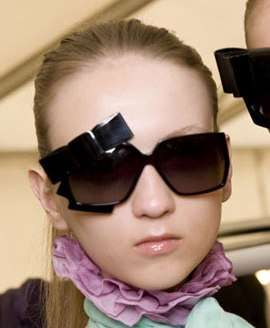 Sunglasses with Bows
