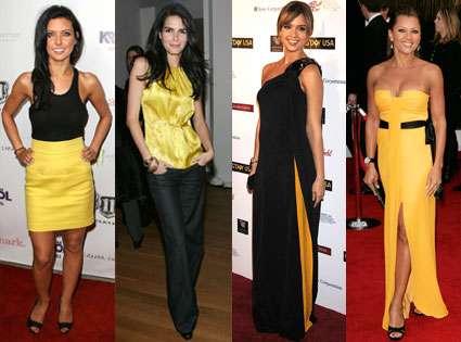 14 Hot Yellow Fashions + Pantone Innovations