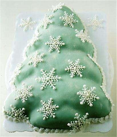 DIY Tree Cakes