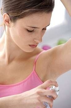 Hair-Minimizing Deodorant