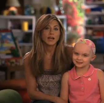 Celebrity Love For Sick Children