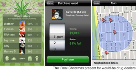 iPhone Games for Drug Dealers