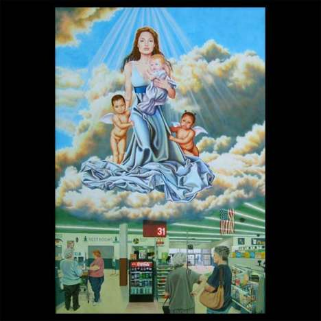 Celebrities as Holy Figures
