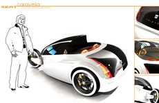3 Wheeler Hydrogen Cars