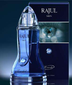 Anatomy-Inspired Perfume Packaging