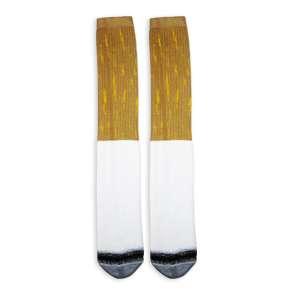 Cigarette Butt Socks