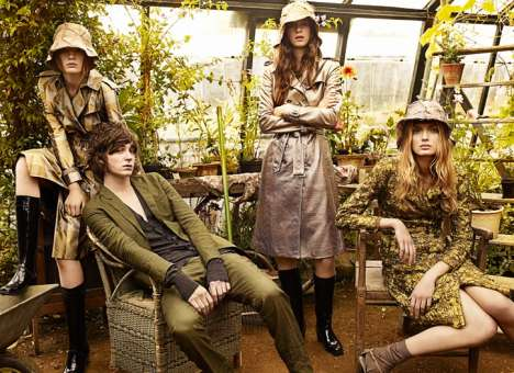 Greenhouse Fashion Ads
