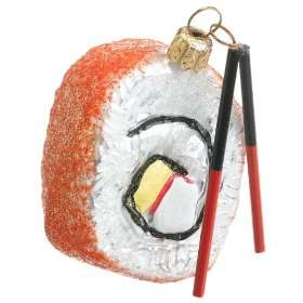 Festive Sushi Ornaments