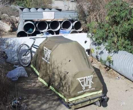 Alternative Homeless Shelters