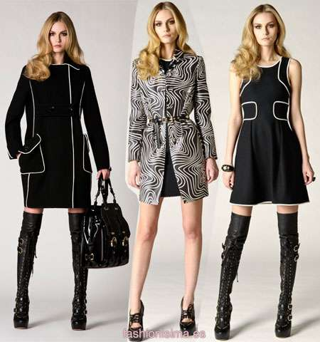 Graphic Fashion Silhouettes