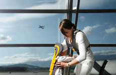 Child Carriers for Safe Air Travel