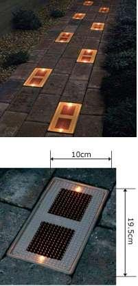 Solar-Powered Masonry