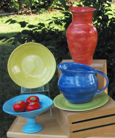Fresh Functional Art Pottery