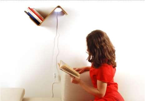 Bookshelves for Bookworms