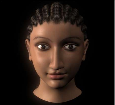Ancient Egyptian Facial Reconstructions