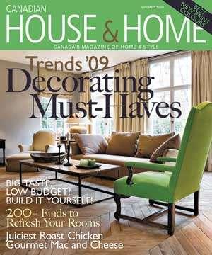 House & Home Magazine: Jeremy Gutsche on Home Decor Trends ...