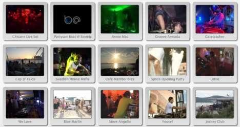 Clubbing Via Webcam